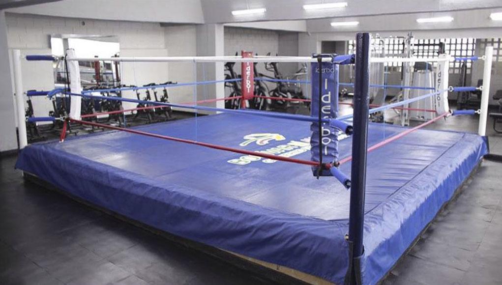 Con 250 millones fue remodelado el gimnasio de boxeo de for Gimnasio de boxeo