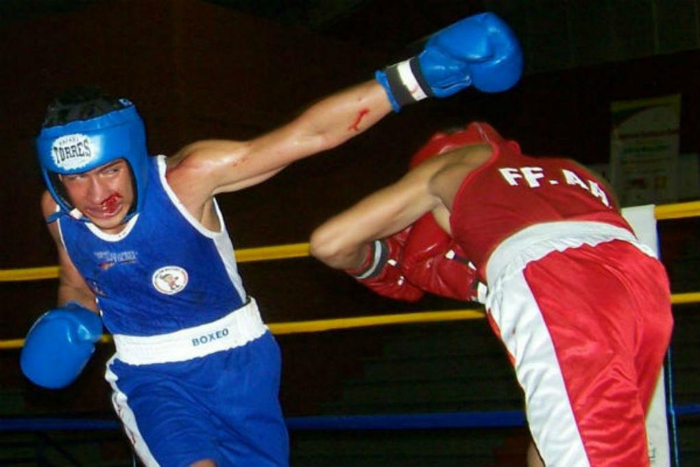 Boxeo amateur juvenil en ohio
