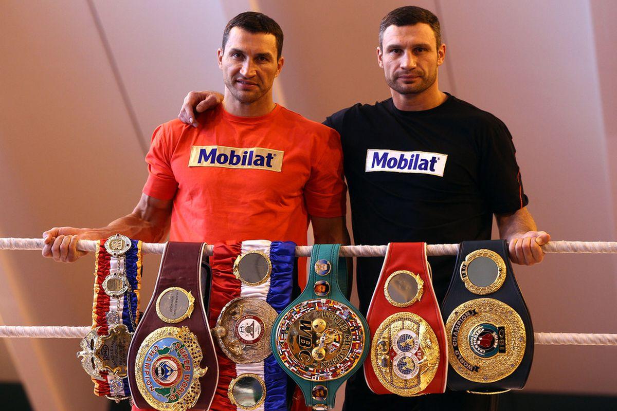 Wann Boxt Klitschko 2019