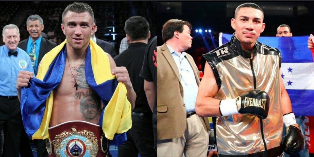 Lomachenko y Teofimo llegaron a un acuerdo - Boxeo de Colombia